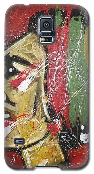 Hawks Galaxy S5 Case by Elliott From