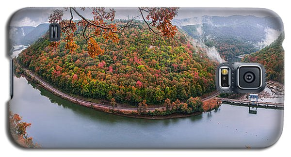 Hawks Nest State Park Autumn Splendor Galaxy S5 Case