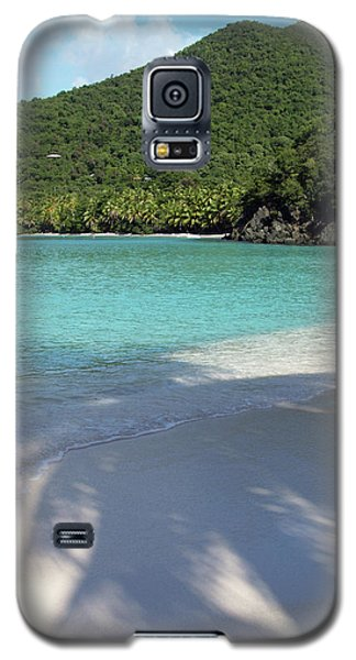 Hawksnest Bay And Gibney Beach Galaxy S5 Case