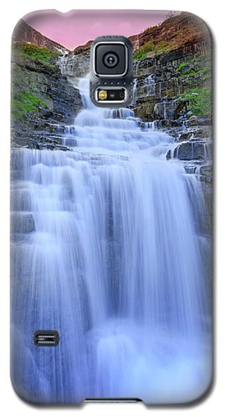 Haystack Creek Galaxy S5 Case by Jack Bell