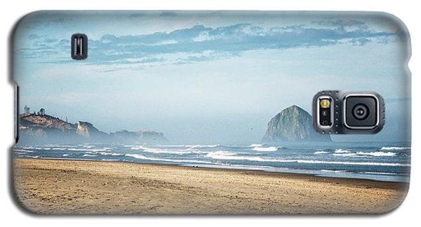 Haystack Rock Pacific City Galaxy S5 Case