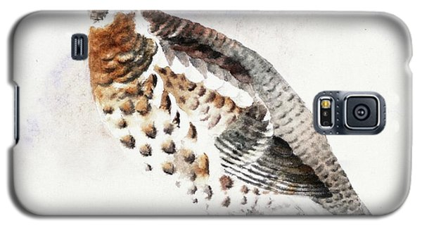 Hazel Grouse Galaxy S5 Case