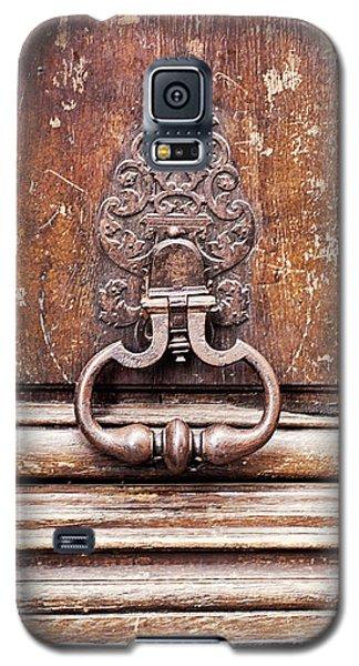 Hazel - Paris Door Photography Galaxy S5 Case by Melanie Alexandra Price