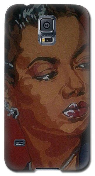 Hazel Scott Galaxy S5 Case by Rachel Natalie Rawlins
