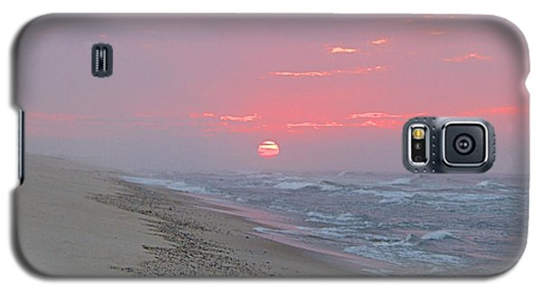 Galaxy S5 Case featuring the photograph Hazy Sunrise by  Newwwman