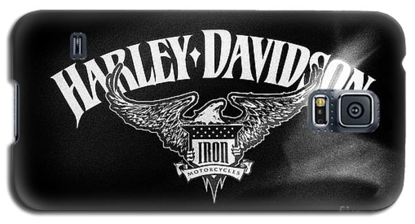 Galaxy S5 Case featuring the photograph Hd Iron Motorcycles by Tim Gainey