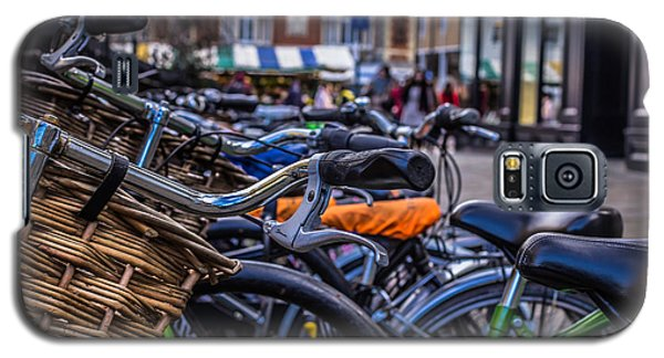 Hdr Bikes Galaxy S5 Case by David Warrington