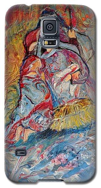 He Dwelt Among Us Galaxy S5 Case