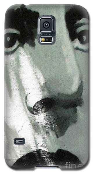 Galaxy S5 Case featuring the photograph He Is Not Amused by Ethna Gillespie