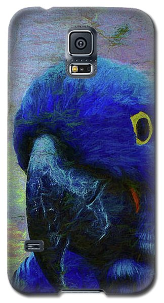 He Just Cracks Me Up Galaxy S5 Case by Jan Amiss Photography