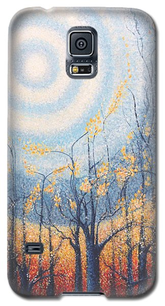 He Lights The Way In The Darkness Galaxy S5 Case by Holly Carmichael