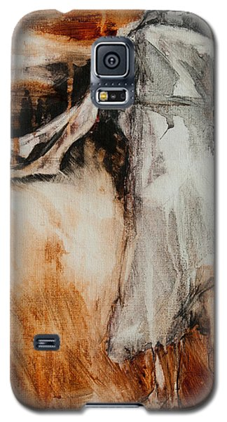 He Walks With Me Galaxy S5 Case