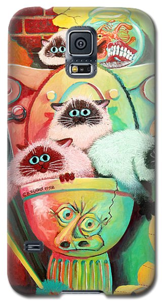 Head Cleaners Galaxy S5 Case