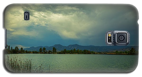 Galaxy S5 Case featuring the photograph Head In The Clouds by James BO Insogna
