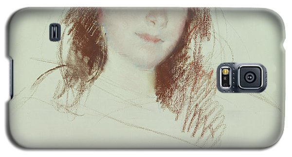Adele Galaxy S5 Case - Head Of Adele by Mary Stevenson Cassatt