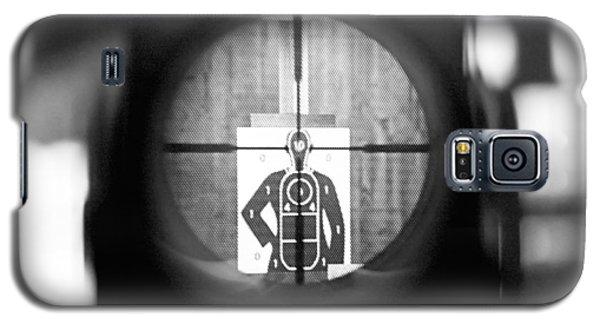 Head Shot Galaxy S5 Case