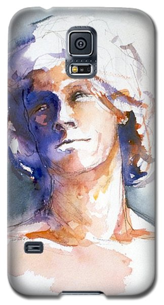 Head Study 1 Galaxy S5 Case