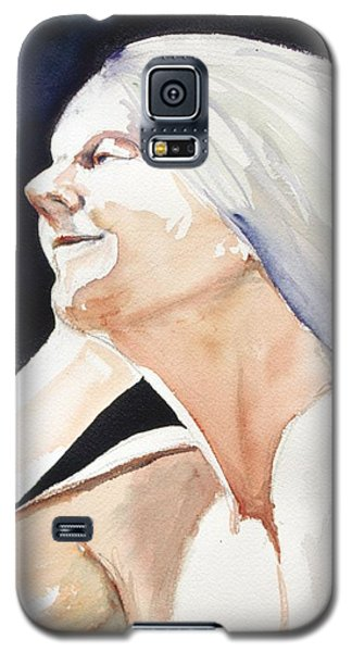 Head Study 2 Galaxy S5 Case