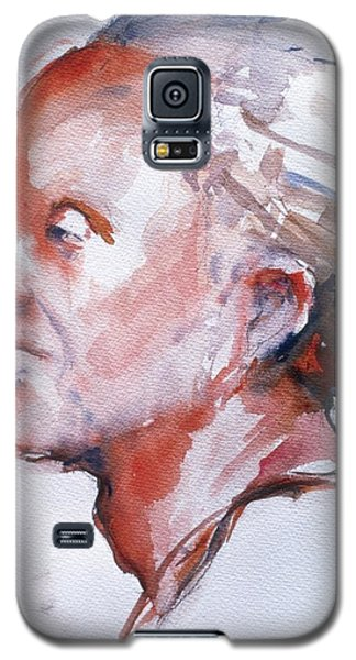 Head Study 5 Galaxy S5 Case