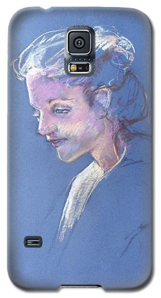 Head Study 6 Galaxy S5 Case