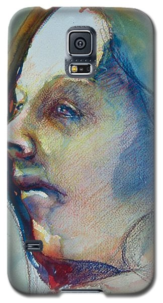 Head Study 7 Galaxy S5 Case