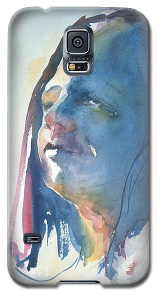 Head Study8 Galaxy S5 Case