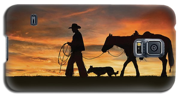Heading Home Galaxy S5 Case