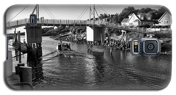 Heading To Sea - Perkins Cove - Maine Galaxy S5 Case