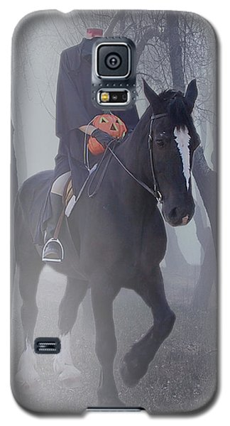 Headless Horseman Galaxy S5 Case by Christine Till