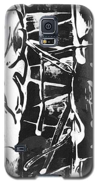 Galaxy S5 Case featuring the painting Healer by Carol Rashawnna Williams