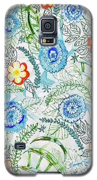 Healing Garden Galaxy S5 Case
