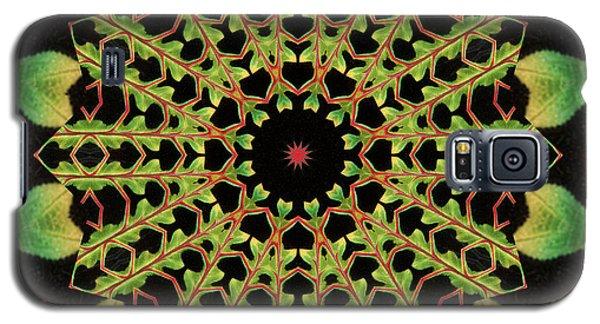 Healing Mandala 13 Galaxy S5 Case