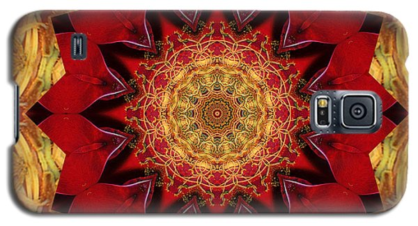 Healing Mandala 28 Galaxy S5 Case