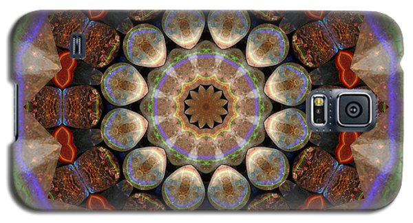 Healing Mandala 30 Galaxy S5 Case by Bell And Todd