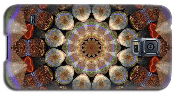 Healing Mandala 30 Galaxy S5 Case
