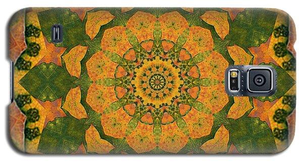 Healing Mandala 9 Galaxy S5 Case