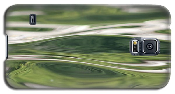 Galaxy S5 Case featuring the photograph Healing Waters by Cathie Douglas
