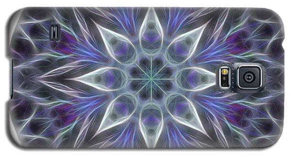 Health And Happiness Mandala Galaxy S5 Case