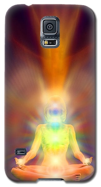 Healthy Aura Galaxy S5 Case