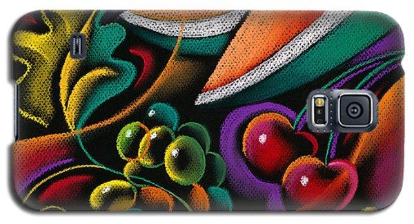 Healthy Fruit Galaxy S5 Case by Leon Zernitsky