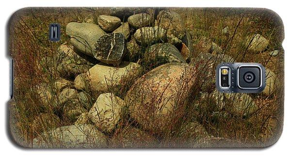 Heap Of Rocks Galaxy S5 Case by Nareeta Martin