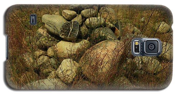 Heap Of Rocks Galaxy S5 Case