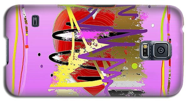 Heart's Desire Galaxy S5 Case