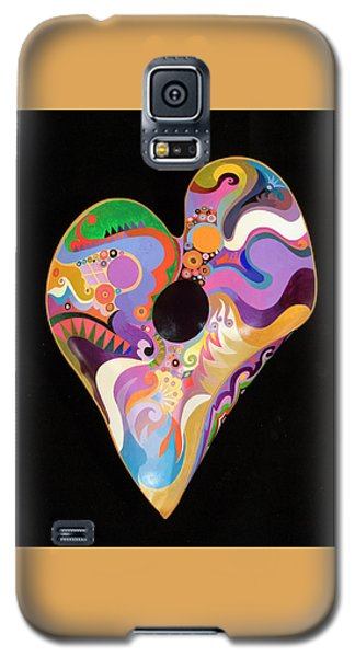 Heart Bowl Galaxy S5 Case by Bob Coonts