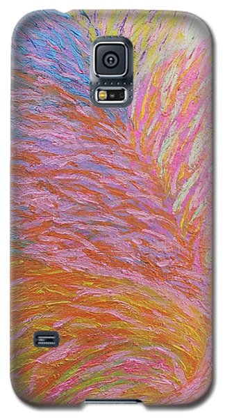 Heart Burst Galaxy S5 Case