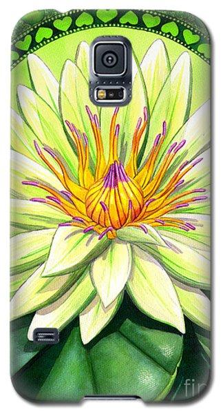 Heart Chakra Galaxy S5 Case