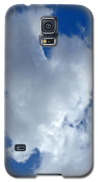 Heart Cloud Sedona Sky Galaxy S5 Case