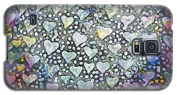 Heart Felt Galaxy S5 Case
