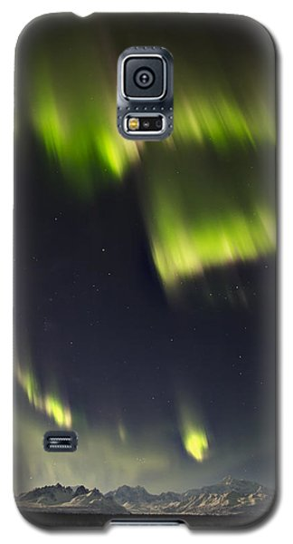 Heart Of Denali Galaxy S5 Case