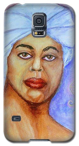 Heart Of Love  Marie Laveau Galaxy S5 Case